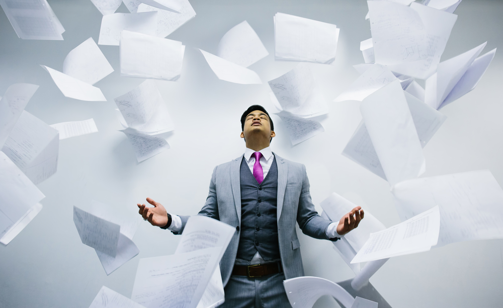 paper crisis