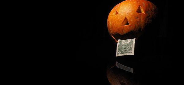 Halloween Wall Street