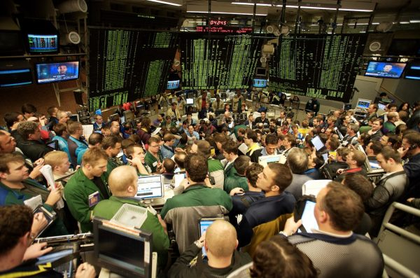 Photo courtesy of CBOE